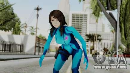 Fatal Frame 5 Yuri Zero Suit para GTA San Andreas