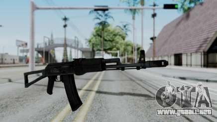 AKS-47 para GTA San Andreas