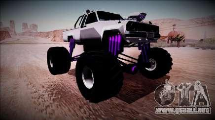 GTA 5 Karin Rebel Monster Truck para GTA San Andreas