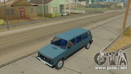 ВАЗ 2131 7-puerta [HQ Version] para GTA San Andreas
