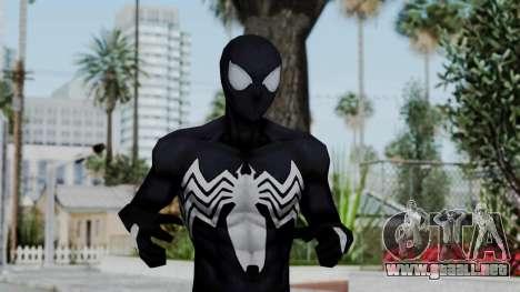Marvel Future Fight Spider Man Black v2 para GTA San Andreas