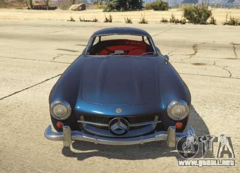 1954 Mercedes-Benz 300 SL Gullwing 1.0 para GTA 5