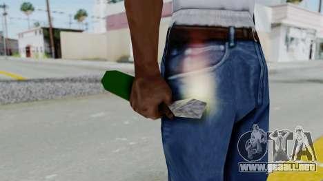 Vice City Molotov para GTA San Andreas tercera pantalla