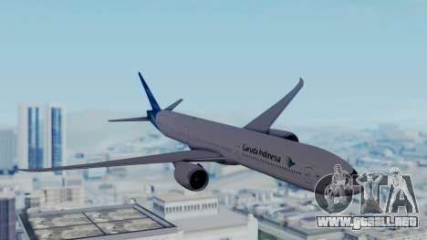 Boeing 777-9U3(X) Garuda Indonesia para GTA San Andreas
