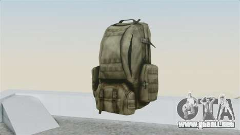 Arma 2 Coyote Backpack para GTA San Andreas