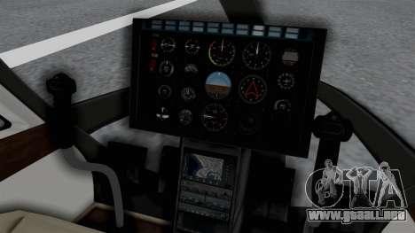 GTA 5 Super Volito Carbon para la visión correcta GTA San Andreas
