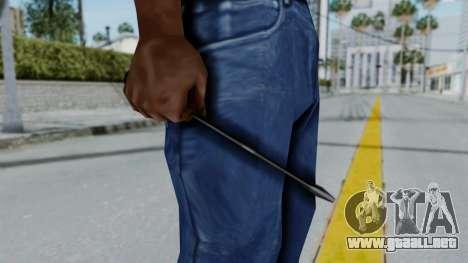 Vice City Screwdriver para GTA San Andreas segunda pantalla
