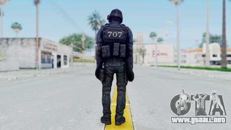 707 Masked from CSO2 para GTA San Andreas tercera pantalla