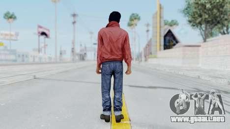 Mafia 2 - Vito Scaletta Renegade para GTA San Andreas tercera pantalla