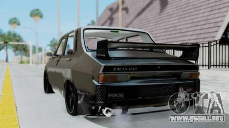 Dacia 1310 Tuned para GTA San Andreas left