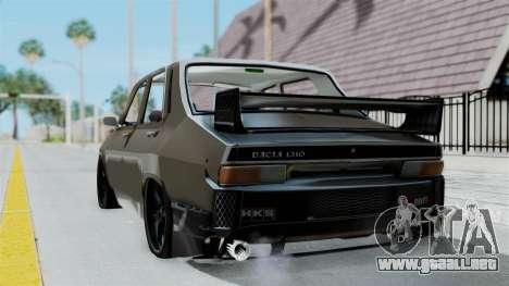 Dacia 1310 Tuned para GTA San Andreas left