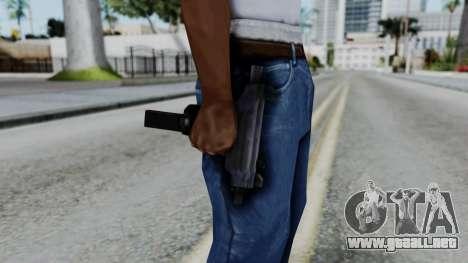 GTA 3 Uzi para GTA San Andreas tercera pantalla