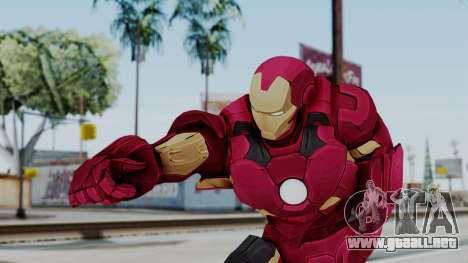 Ironman Skin para GTA San Andreas