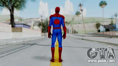 Marvel Future Fight Spider Man Classic v1 para GTA San Andreas tercera pantalla
