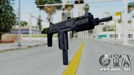 Vice City Uzi para GTA San Andreas segunda pantalla