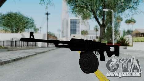 GTA 5 MG para GTA San Andreas segunda pantalla
