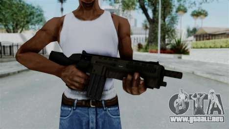 GTA 5 Assault Shotgun para GTA San Andreas