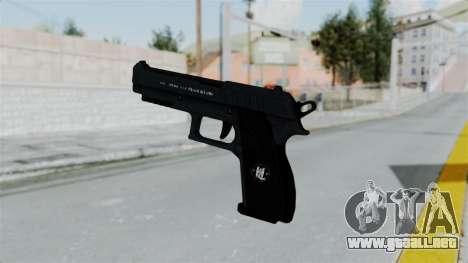 GTA 5 Pistol para GTA San Andreas segunda pantalla