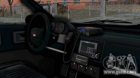 GTA 5 Vapid Stanier II Taxi IVF para la visión correcta GTA San Andreas