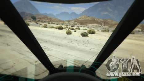 GTA 5 AT-99 Scorpion quinta captura de pantalla