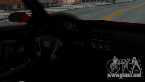 GTA 5 Karin Sultan RS Stock PJ para la visión correcta GTA San Andreas