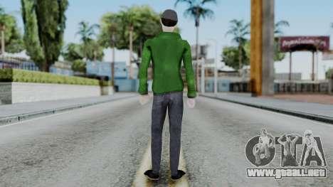 Jacksepticeye para GTA San Andreas tercera pantalla