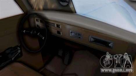 Ford V-8 De Luxe Station Wagon 1937 Mafia2 v2 para la visión correcta GTA San Andreas