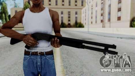 No More Room in Hell - Remington 870 para GTA San Andreas tercera pantalla