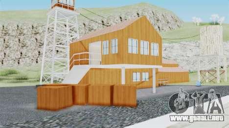 Verdant Meadows Save House Upgrade para GTA San Andreas