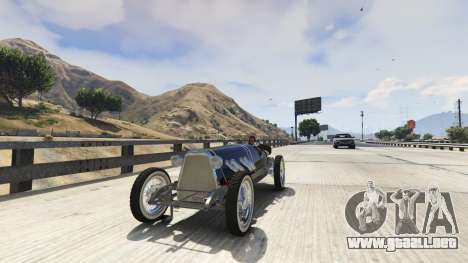 GTA 5 Mefist 1.2 vista trasera