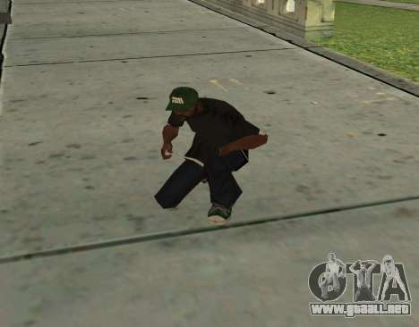 Sweet REINCARNATED para GTA San Andreas tercera pantalla