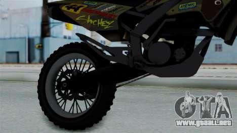 GTA 5 Shrewsbury Sanchez para la visión correcta GTA San Andreas