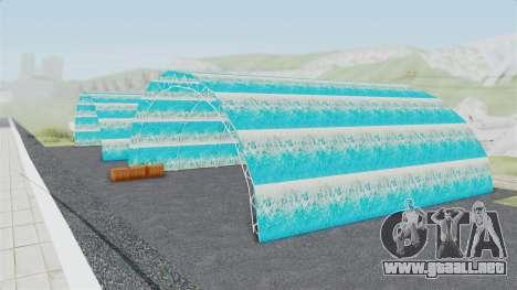 Verdant Meadows Save House Upgrade para GTA San Andreas quinta pantalla