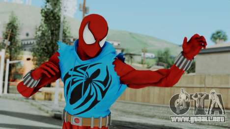 Scarlet Spider Ben Reilly para GTA San Andreas
