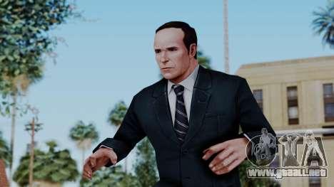Marvel Future Fight Agent Coulson v1 para GTA San Andreas