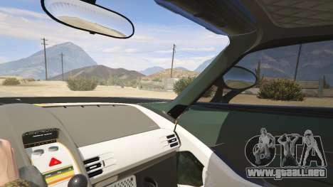 Porsche Carrera GT para GTA 5