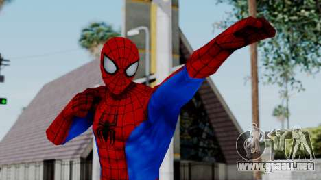 Marvel Future Fight Spider Man Classic v1 para GTA San Andreas