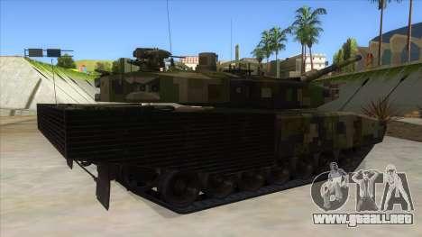 MBT52 Kuma para la visión correcta GTA San Andreas