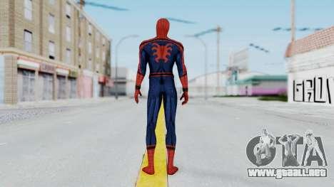 Civil War Spider-Man Alt para GTA San Andreas tercera pantalla