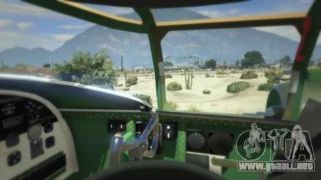 GTA 5 B-25 noveno captura de pantalla