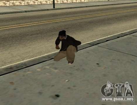 ballas3 [straight outta Compton] para GTA San Andreas tercera pantalla