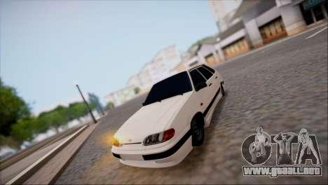 VAZ Lada 2114 para GTA San Andreas