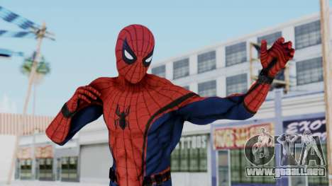 Civil War Spider-Man Alt para GTA San Andreas