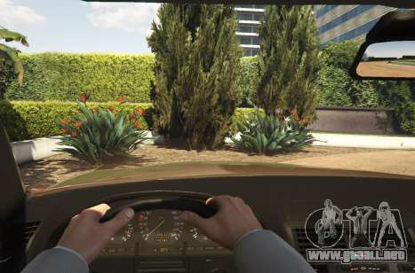 GTA 5 Mercedes-Benz S600 (W140) [Replace] v1.1 vista lateral trasera derecha