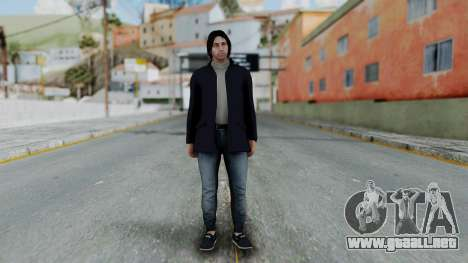 GTA Online DLC Executives and Other Criminals 6 para GTA San Andreas segunda pantalla