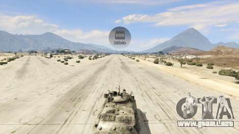 GTA 5 BTR-90 Rostok vista lateral derecha