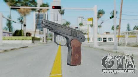 Arma2 Makarov para GTA San Andreas