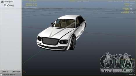 GTA 4 Enus Cognoscenti para GTA 5