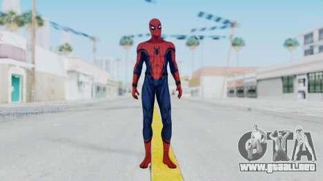 Civil War Spider-Man Alt para GTA San Andreas segunda pantalla