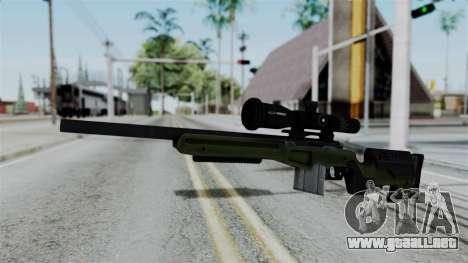No More Room in Hell - JAE-700 para GTA San Andreas